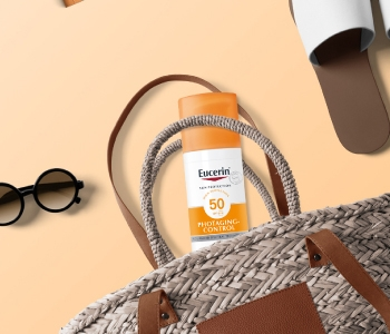 Eucerin Suncare for Face - Combination to Oily Skin