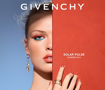 GIVENCHY Summer Look - Solar Pulse Collection