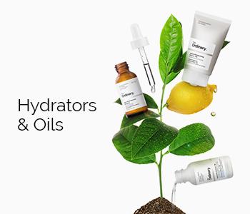 The Ordinary - Hydrators & Oils
