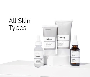 The Ordinary - All Skin Types