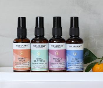 Tisserand Body Oils