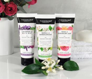 Tisserand Hand Creams