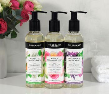 Tisserand Hand Washes