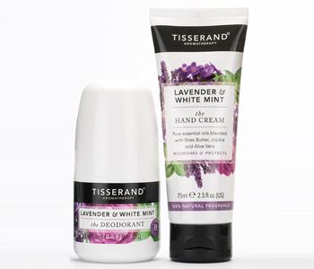 Tisserand Lavender & White Mint