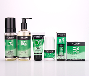 Tisserand Skin Treatments