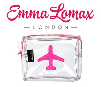 Emma Lomax Travel Bags