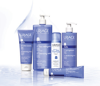 Uriage Treatments for Baby