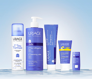 Uriage Cleansers for Baby