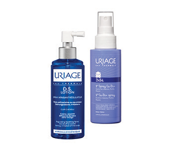 Uriage Body Care for Damaged and Irritated Skin