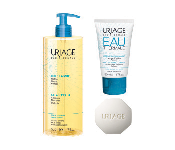 Uriage Body Care for Dry Skin