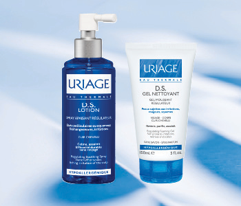 Uriage Dermo Range - Skin Treatments