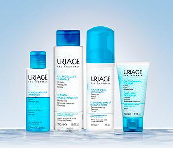 Uriage Face Cleansers & Exfoliators