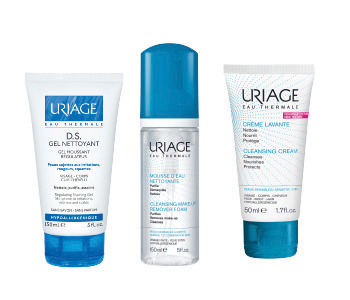 Uriage Face Cleansers