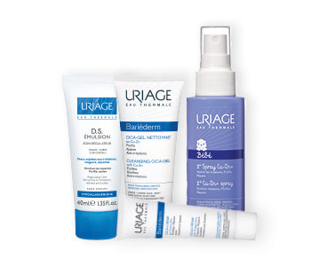 Uriage Face Care for Damaged and Irritated Skin Care
