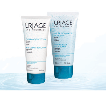 Uriage Face Care for Sensitive Skin