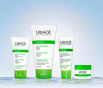 Uriage Hyseac - Oily Skin Prone to Acne