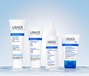 Uriage Face Treatments