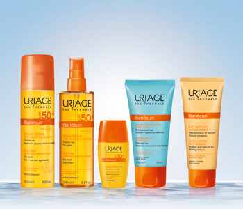 Uriage Sun Care for Body