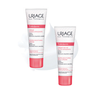 Uriage Tolederm - Reactive and Intolerant Skin