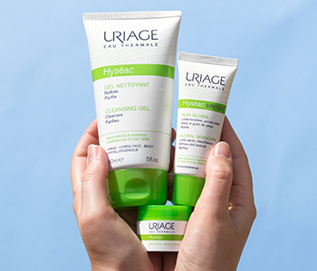 Uriage Combination To Oily Skin