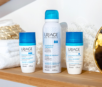 Uriage Deodorants