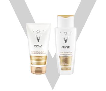 Vichy Nourishing Restorative Hair Care