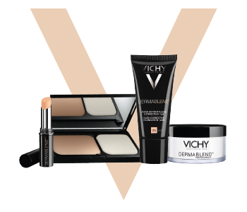 Vichy Face for Camouflage