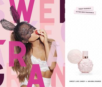 Ariana Grande Sweet Like Candy