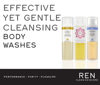 REN Body Washes