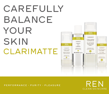 REN Skincare for Combination Skin