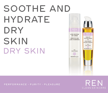 REN Skincare for Dry Skin