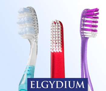 Elgydium Toothbrushes