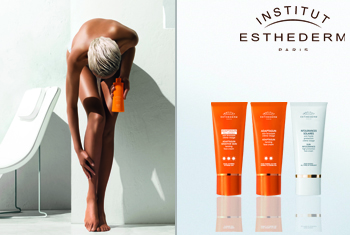 Institut Esthederm Suncare for Face