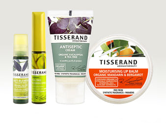 Tisserand Skin Treatments