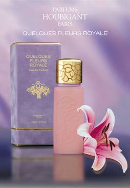 Houbigant Quelques Fleurs Royale
