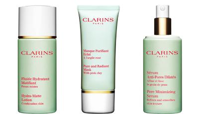 Clarins Oil Control