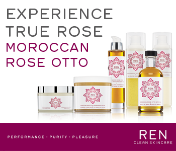 REN Moroccan Rose Otto