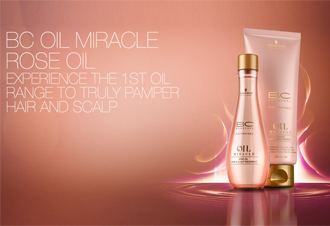 Schwarzkopf Professional BC Bonacure Oil Miracle Rose Oil