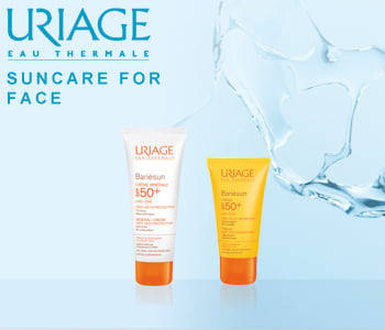 Uriage Sun Care for Face