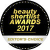 Beauty Shortlist Awards 2017 Editor's Choice