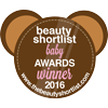 Beauty Shortlist Baby Awards Winner 2016