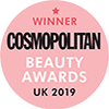 Winner Cosmopolitan Beauty Awards 2019
