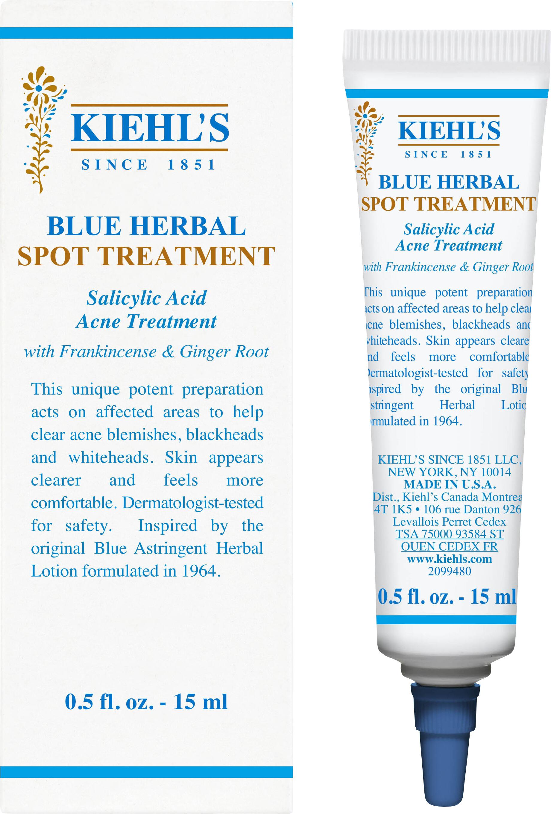 Kiehl's Blue Herbal Spot Treatment 15ml