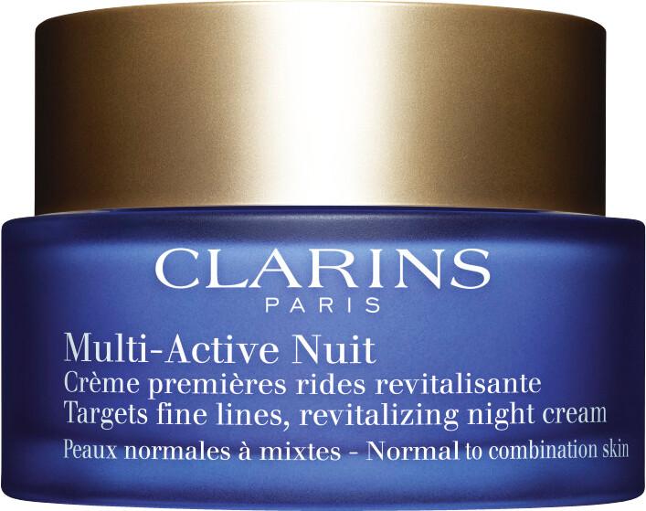 clarins multi active night