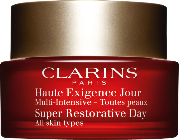 clarins day cream