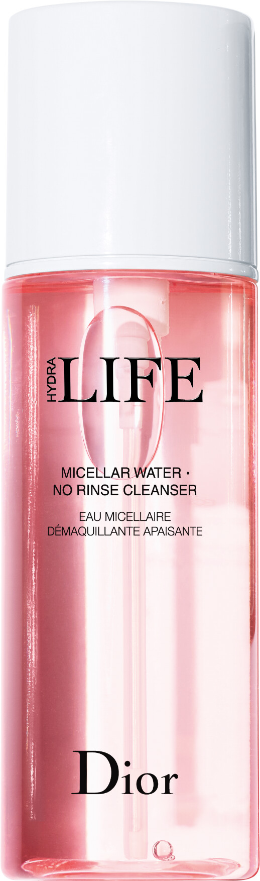 Dior HYDRA LIFE Micellar Water · No Rinse Cleanser 200ml