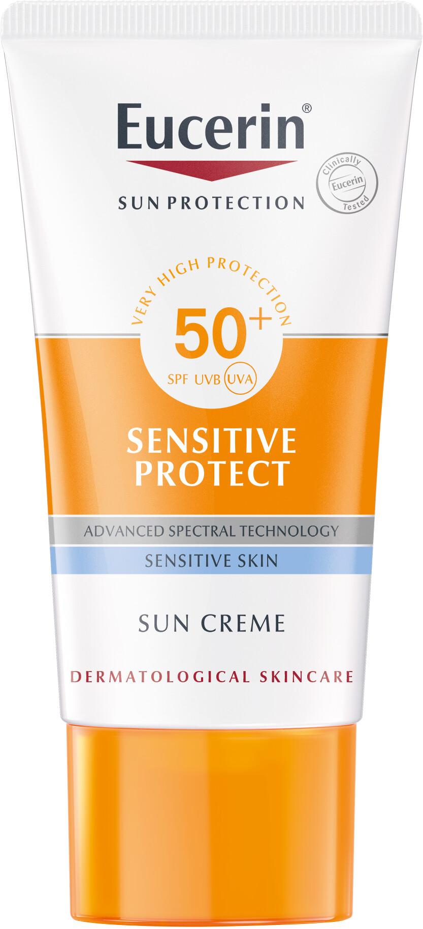 eucerin sensitive skin cream