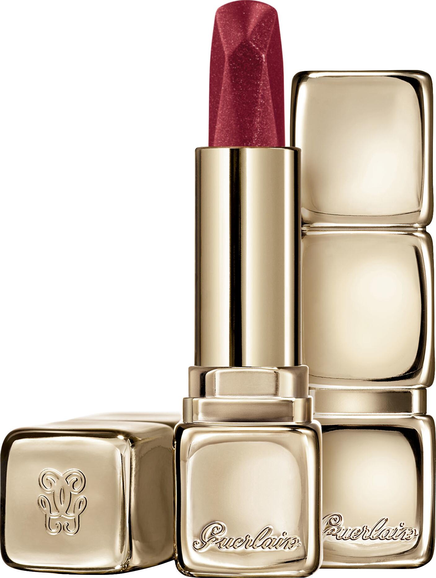 GUERLAIN KISSKISS Diamond Lipstick Satin Finish