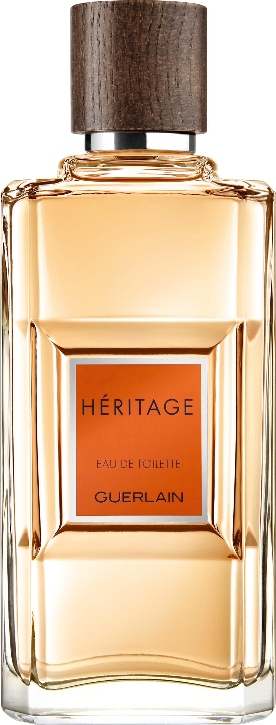 guerlain heritage eau de toilette spray. Black Bedroom Furniture Sets. Home Design Ideas