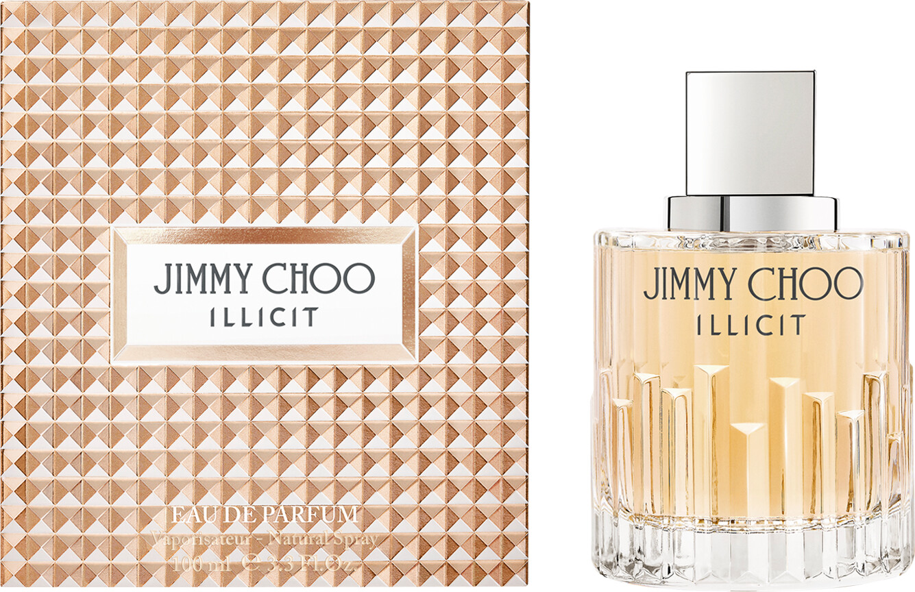 d4e764b952f ... Jimmy Choo Illicit Eau de Parfum Spray 100ml with Box ...